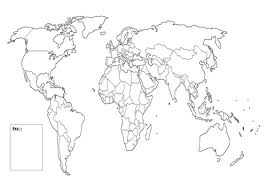 usa map ks2 a blank map of europe by jpspooner teaching resources tes