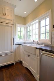 Fireclay Kitchen Sinks by Kitchen Sinks Fireclay Brims With Heavy Duty Character
