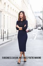 business casual for 5 business casual mistakes you don t realize you re the