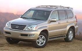 used 2003 lexus gx 470 for sale pricing features edmunds