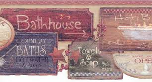 bathroom wallpaper border ideas bathroom borders for walls bathroom items wall border