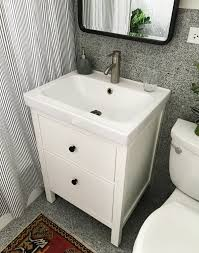 Ikea Hemnes Bathroom Vanity Enchanting Ikea Bathroom Vanity Ikea Vanities Countertops In And