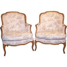 Chairs For Sale Bergere Chair Pair Of Bergere Chairs For Sale At