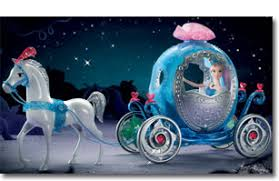 cinderella carriage pumpkin cinderella transforming carriage doll accessories