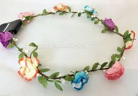flower hair bands 2017 women s headband hair bridesmaid boho floral flower hair