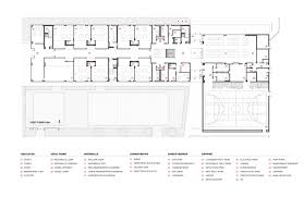 Kindergarten Classroom Floor Plan by Lycee Francais De Chicago Stl Architects Architecture Lab