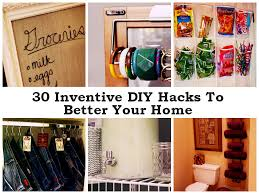 home design hacks 30 inventive diy hacks to better your home jpg