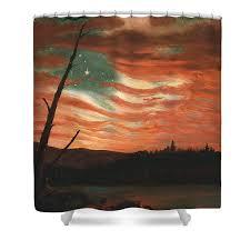 Church Curtains Frederic Edwin Church Shower Curtains America