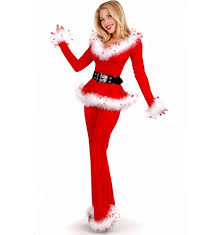 mrs santa claus costume women s mrs santa claus christmas costumes