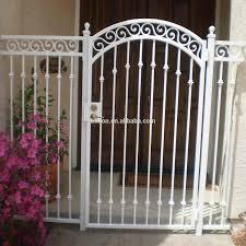 Patio Door Gate Iron Sliding Door Gate Iron Sliding Door Gate Suppliers And