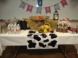 western theme decorations for home interior design simple western theme baby shower decorations