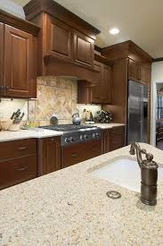 Mahogany Kitchen Cabinet Doors Sand Crystals Kitchen Traditional With Cherry Kitchen Traditional