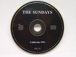 california 1993 italian cd the sundays fan bible