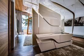 modern stylish bedroom iniala beach house in phuket thailand