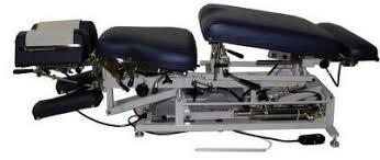 lloyd 402 flexion elevation table lloyd 409 elevation chiropractic table