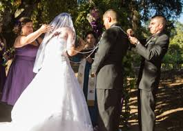 wedding lasso lazo lasso ceremony vows and kisses wedding officiants vows