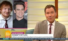 I Love Brandon Flowers - fans slam good morning britain for showing wrong photo of the