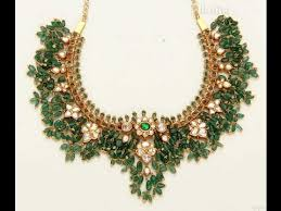 emerald necklace sets images Emerald necklace designs jewellery sets jpg