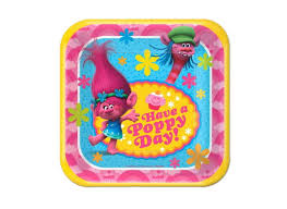 trolls party supplies sweet pea parties
