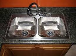 How To Unclog A Kitchen Sink Easy Solutions For A Kitchen Sink That Drains Home Design