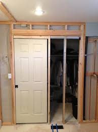 interior door frames home depot johnson hardware 1500 series pocket door frame for doors up to 30