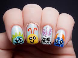 55 halloween nail art ideas easy halloween nail polish designs