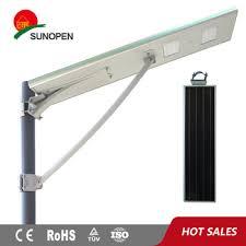 all in one solar street light integrated solar led street light all in one motion sensor solar
