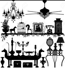 antique home decoration furniture interior design ancient old
