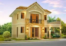 2 Stories House House Design Philippines 2 Storey Two Storey House Design
