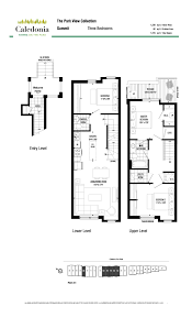 caledonia towns on the park by minto group realestatebay ca