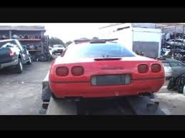 corvette salvage parts for sale just in wrecked corvette zr 1 with 59 000 for parts or