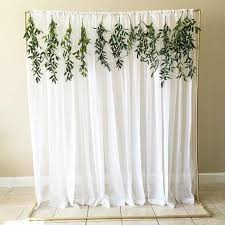 wedding backdrop and stand wedding backdrop backdrop stand ceremony backdrop winter