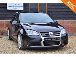 used 2008 volkswagen golf r32 dsg 5dr for sale in oxford