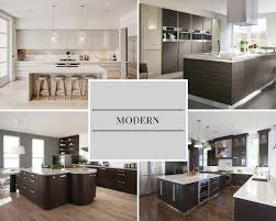 modern kitchens and baths 6 kitchen design styles lakeville kitchen and bath