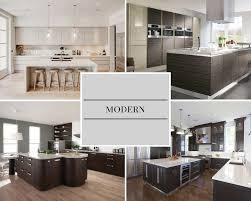 modern kitchen and bath 6 kitchen design styles lakeville kitchen and bath