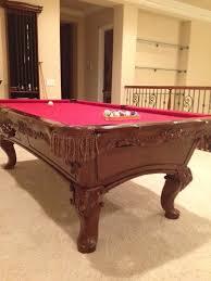 Red Felt Pool Table 29 Best Pool Table Ideas Images On Pinterest Pool Tables Man