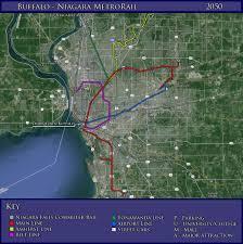Metrorail Map Buffalo Niagara Metrorail Map 2050 Imgur