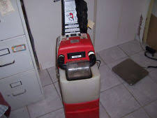 Rug Doctor Brush Not Working Carpet Shampooers Ebay