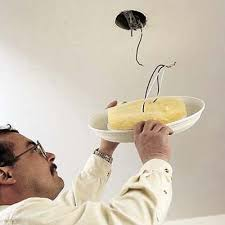 How To Change A Light Fixture Changing Ceiling Light Fixture Lader Blog