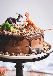 dinosaur cakes chocolate chips ahoy dinosaur cake butterlust