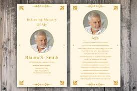 prayer cards for funerals funeral prayer card template card templates creative market