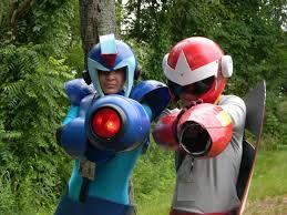 Megaman Halloween Costume Protoman Cosplay Thenin10dork Deviantart