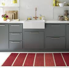 Red Kitchen Rugs What Patterned Rugs Can Teach Us About Summer Decor