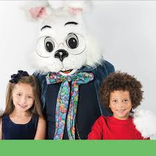 easter bunny comes to king of prussia mall king of prussia district