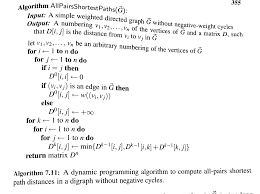 the dynamic programming algorithm of algorithm 7 1 chegg com