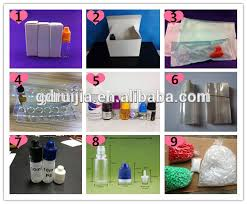 Plastic Bottles And Liquid Storage - guangzhou rj packing bottle green oil storage e liquid bottle