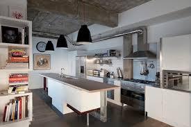 deco cuisine style industriel décoration cuisine industrielle contemporaine 99 nimes 03091518