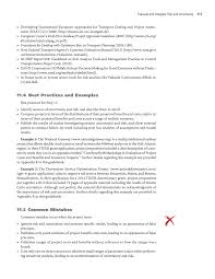 step 11 evaluate and integrate risk and uncertainty guide for