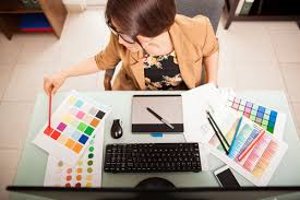 To Work From Home As A Graphic Designer - Graphic designer work from home