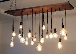 Light Bulb Pendant Viewing Photos Of Bare Bulb Pendant Light Fixtures Showing 10 Of
